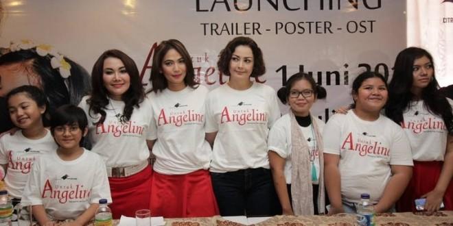 """Film """"Untuk Angeline"""" Siap Tayang 21 Juli 2016 Mendatang"""