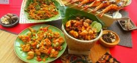 Bumi Sampireun; Pusat Wisata Kuliner Nusantara di Cikarang