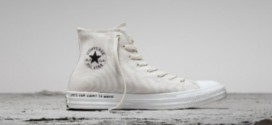 Converse Renew Canvas; 100% Polyester dari Botol Plastik Bekas