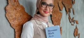 Angkie Yudistia dan Buku Ketiganya 'Become Rich As a Socio-preneur'