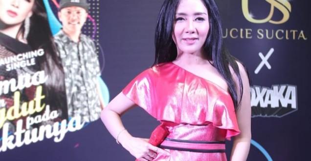 Single Terbaru Ucie Sucita 'Semua Akan Dangdut Pada Waktunya' Siap di Filmkan