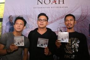 Album Kedua Noah 'Keterkaitan Keterikatan', Beda Rasa!