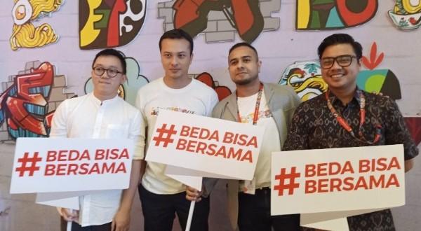 Social Movement #Bedabisabersama, Smartfren Ajak Millenials Bersatu Demi Indonesia Unggul