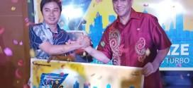 Konsumen Asal Sleman Gondol Grand Prize Mobil dari Panasonic