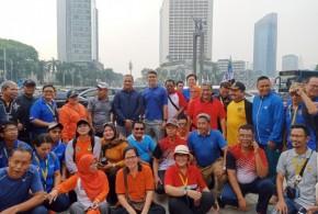 Disparbud Jakarta Pusat Promosikan Enjoy Jakarta Walking Tour