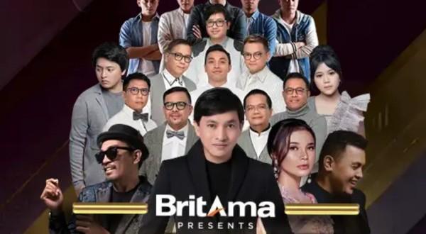 """Bandung Menjadi Kota Konsernya """"Britama Inspirasi Cinta Yovie and His Friends"""""""