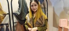 Nagita Slavina Kepincut Bisnis Scraft Brand Diario Buatan Lokal