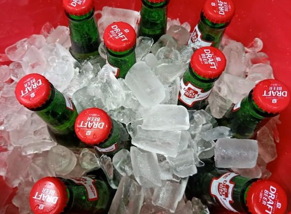 Draft Beer 2: Terjaga Kesegarannya & Pas Digenggaman Anda!