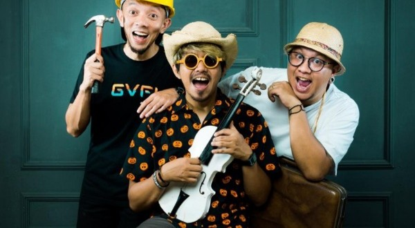 "Rocket Rockers Kembali Rilis Single ""Reaksi Rasa"" Versi Tropical Remix"