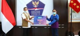 XL Axiata & Karyawan Serahkan Donasi Mitigasi Covid-19 Sebesar Rp 10,8 Miliar