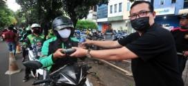 RBM Goat Milk Bersama Peduli Jurnalis Rampungkan Aksi Sosialnya